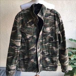 Tony Hawk Camo Jacket